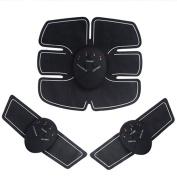 Msmask Abdominal Training Muscle Toning Training Unisex Fitness Training Gear Gear
