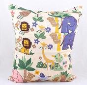 Kelaina Portable Double Zip Washable Baby Cloth Nappy Nappy Bag