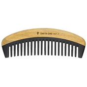 OUMOSI Natural Wood Hair Comb Durable Harmless Wide Tooth Horn Wood Comb