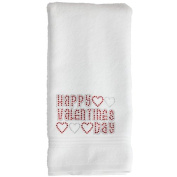 Sparkles Home Valentine's Day Hand Towel