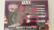 Beauty Tool Kit 10 Piece Makeup Essentials Gift Set including