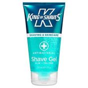 King Of Shaves Antibacterial Shave Gel 150Ml