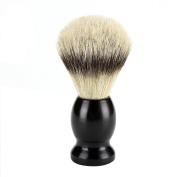 Shave Brush, Greencolourful Shaving Brush Face Cleanser Kit Foam Beard Brush for Men