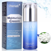 Moisturiser Cream for Face,Anti-Ageing Day Cream Moisturiser, Anti-Ageing Cream - deep, intensive care cream with firming and hydrating properties, Stimulates collagen production
