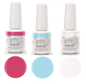Gelish Beauty and the Beast Gel Nail Polish Collection Mini Bottles 9 mL, 3-Pack