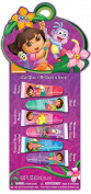 Dora the Explorer Lip Gloss Tubes,