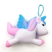 Stress Reliever Toys, Yukong Super Slow Rising Cute Squishy Unicorn Squeeze Healing Fun Kawaii Toy for Kids