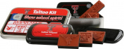 Clearsnap CS19641 Texas Tech University Collegiate Tattoo Kit