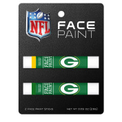 Green Bay Packers Face Paint 2 Pack