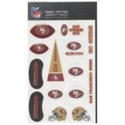 Rico San Francisco 49ers Tattoo Variety Pack