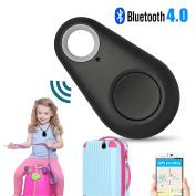TSV Bluetooth 4.0 Smart Mini Tag Tracker Pet Child Finder GPS Locator Alarm