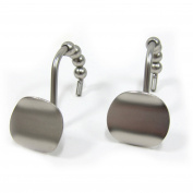 ExCell Home Fashions Dune Roller Shower Curtain Hooks