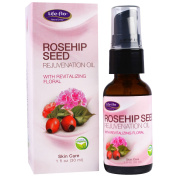 Life Flo Health, Rosehip Seed Rejuvenation Oil with Revitalising Floral, 30ml