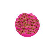 Outward Hound Fun Mat Slow Portable Dog Feeder Large Pink