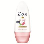 Dove Go Fresh Pomegranate Roll-On Antiperspirant Deodorant 50Ml