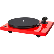 Music Hall MMF-2.3LE 2-Speed Audiophile Turntable w/ Cartridge - Ferrari Red