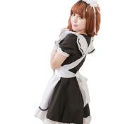 GBT Maid Bow Lolita Maid Uniform Sexy Underwear