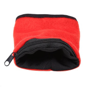 Flying Light Outdoor Sports Wristband Wrist Wallet With Zipper for Key Money