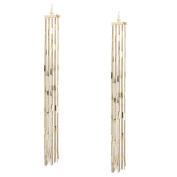 Women's Bohemian Vintage Geometric Long Tassel Earrings For Women Statement Dangle Earrings for party /wedding Jewellery