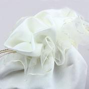 Satin Bag Sweet Bridal Wedding Dolly Bag Flower Girl Handbag Party Gift