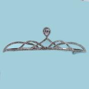 Korean bride crown micro-insured zircon head ornaments