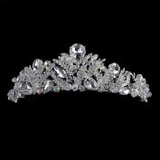 Korean bride head ornaments ornaments diamond crystal crown hoop accessories