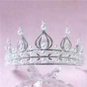 Japan and South Korea bride crown head ornaments pearl stones handmade jewellery