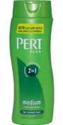 Pert Plus Classic Clean 2-in-1 Shampoo & Conditioner For Normal Hair, 200ml