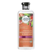 Herbal Essences Naked Volume White Grapefruit and Mosa Mint Hair Shampoo, 400ml, 6 Pack