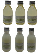 Archive Green Tea & Willow Shampoo and Conditioner lot of 6 bottles
