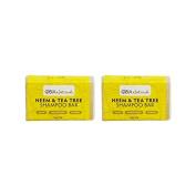 "OBIA Naturals Neem & Tea Shampoo Bar 120ml ""Pack of 5.1cm"