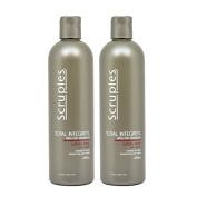 "Scruples Total Integrity Ultra Rich Shampoo 350ml ""Pack of 5.1cm"