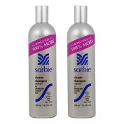 """Sorbie Cleane Sulphate free Shampoo 16.9oz / 500ml """"Pack of 5.1cm"""