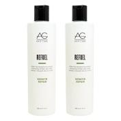 "AG Hair Keratin Repair Refuel Strengthening Shampoo 300ml ""Pack of 5.1cm"