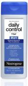 4 Pack - Neutrogena Daily Control 2 In 1 Dandruff Shampoo Plus Conditioner 250ml