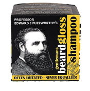 Professor Fuzzworthy's Beard SHAMPOO BAR 100% All Natural & Chemical Free Beard Care| Essential Plant Oils | Handmade in Australia - 125gm