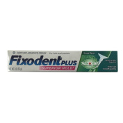 Fixodent Plus Scope Flavour Superior Hold, 60ml, 3 Pack