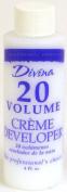 Divina Cream Developer - 20 Volume 120ml