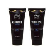 "AG Hair Welding Paste Extreme Hold 90ml ""Pack of 5.1cm"