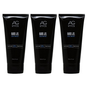 """AG Hair Hard Jel Extra-firm Hold 180ml """"Pack of 7.6cm"""