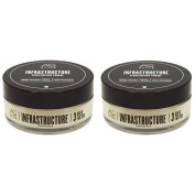 """AG Hair Infrastructure Structurizing Pomade 70ml """"Pack of 5.1cm"""