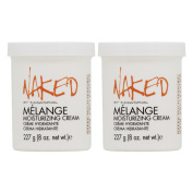 "Naked By Essations Melange Moisturising Cream 240ml ""Pack of 5.1cm"