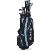 Callaway Women's Strata Complete 11-Piece Golf Club Set with Bag