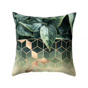timeracing Geometry Rhombus Pattern Sofa Bed Chair Throw Pillow Case Cushion Cover Home Room Decor