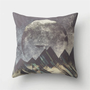 timeracing Three-dimensional design Scenery Print Sofa Bed Chair Throw Pillow Case Cushion Cover Pillowcase Home Room Decoration