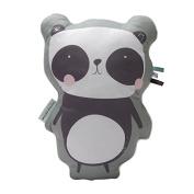 Little Dutch 4505 Cushion Panda Adventure Size 45 cm Mint