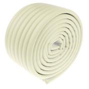 Prettyia Baby Safety Desk Corner Edge Cushion Strip Soft Guard Protection 2m X 8cm - White, as described