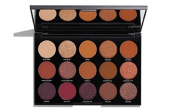 MORPHE 15N NIGHT MASTER EYESHADOW PALETTE LIMITED-EDITION HOLIDAY COLLECTION