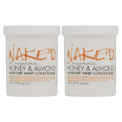 "Naked by Essations Honey & Almond Moisture Whip Conditioner 240ml ""Pack of 5.1cm"
