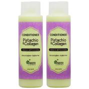 """Pistachio & Collagen Conditioner 470ml """"Pack of 5.1cm"""
